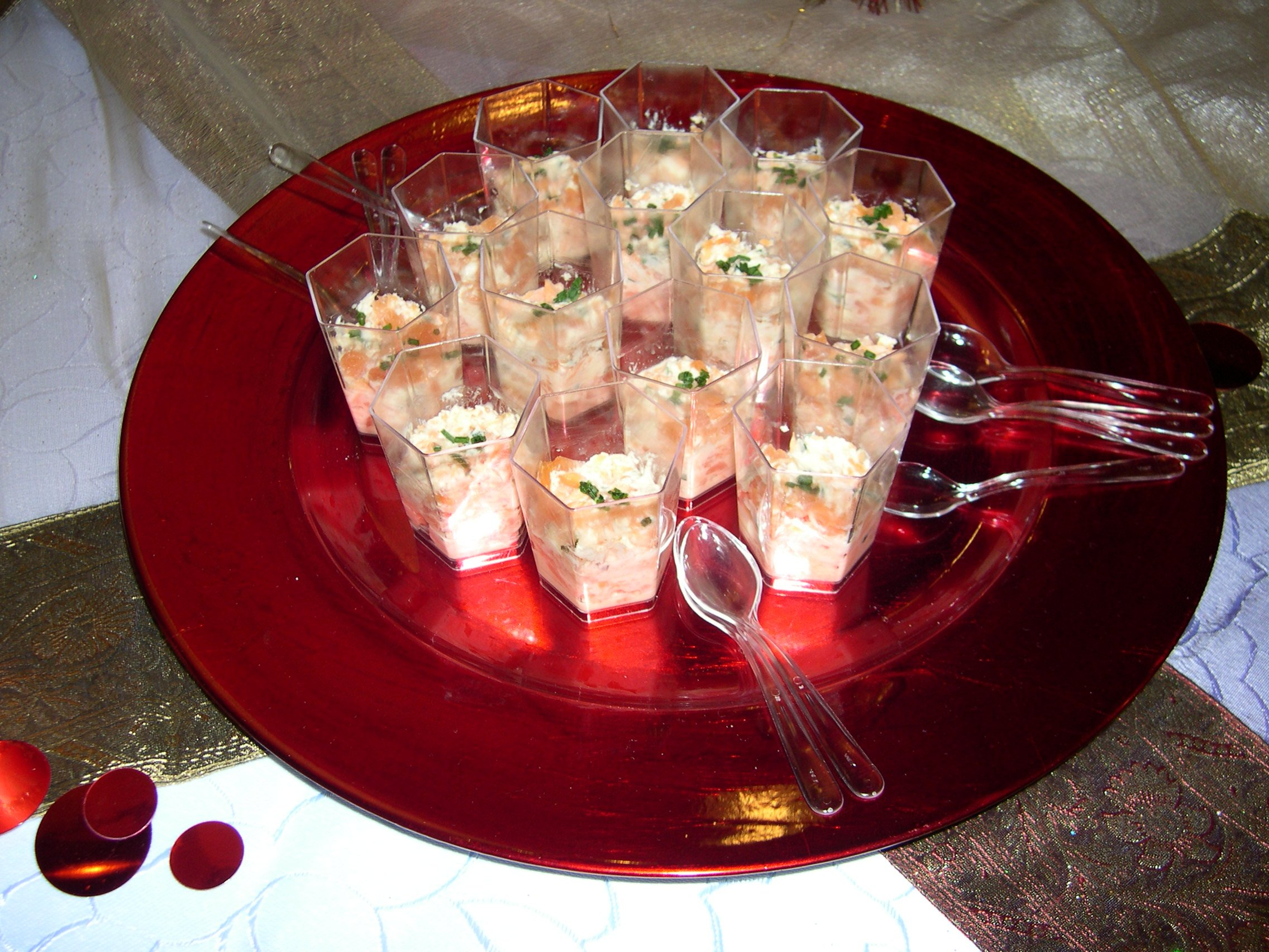 Mousse de thon balsamique